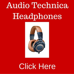 Audio Technica Headphones